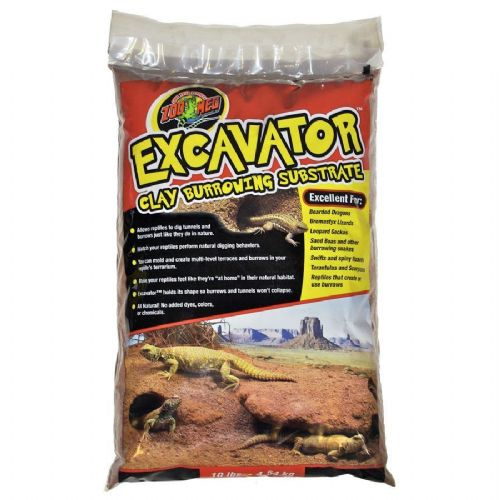 ZM Excavator Clay Substrate, 4.5Kg XR-10